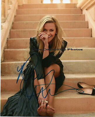 Reese Witherspoon Actress autographed signed 8 x 10 photo reprint