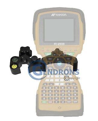Topcon Fc-2500fc-2600sokkia Sch2500 Data Collector Bracketclampgpsseco
