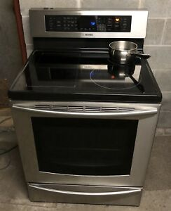 2016 Samsung induction stove / range - delivery possible
