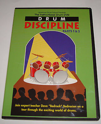 drum lessons-drum rudiments DVD with Superdrum's Dave Bedrock.  Free Shipping!
