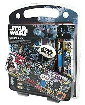 Star Wars Stationery School Set Stationery Party Bag Fill Gift Girls Boys Kids