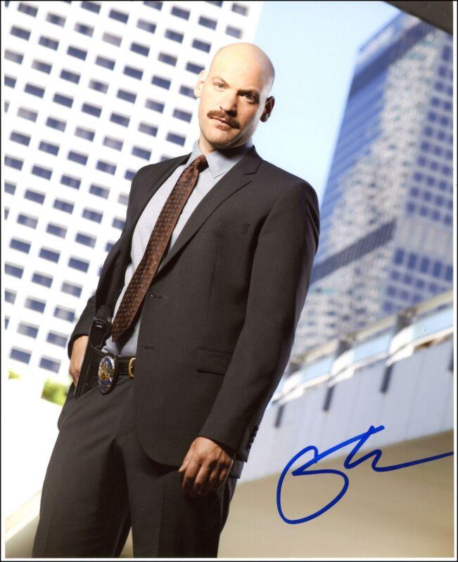 "Corey Stoll ""Law & Order: LA"" AUTOGRAPH Signed 'Det. Jaruszalski' 8x10 Photo"