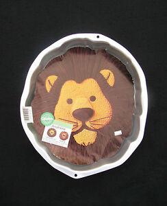 Wilton Lion Cake Pan Instructions