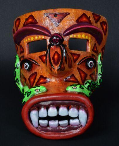 Used Tastoán Mask by Prudencio Guzmán - Jalisco, Mexico