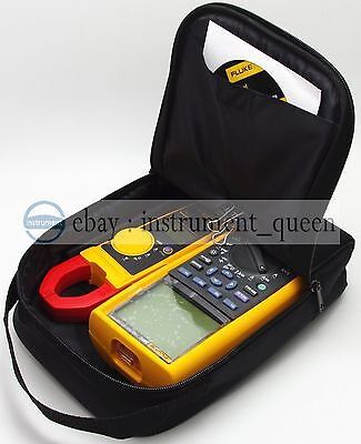 Soft Carrying Case Use For Fluke 87 287 289 87v 88v 787 789 725 718 726 187 189