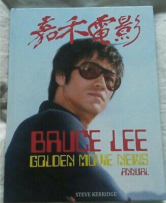 BRUCE LEE ''GOLDEN MOVIE NEWS ANNUAL