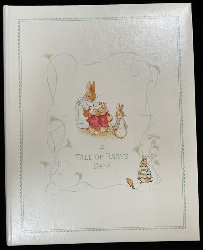 PETER RABBIT Beatrix Potter A TALE OF BABY