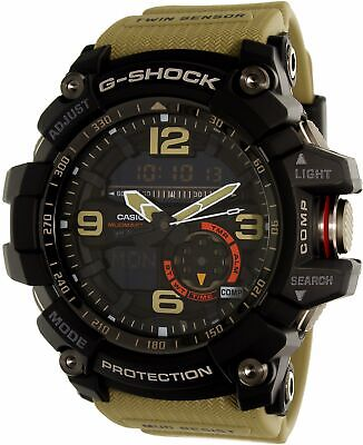 Casio Men's G-Shock GG1000-1A5 Black Resin Japanese Quartz Sport Watch comprar usado  Enviando para Brazil