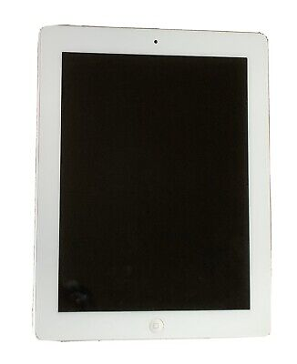 Apple iPad 2 16GB, Wi-Fi + Cellular (Unlocked), 9.7in - Silver