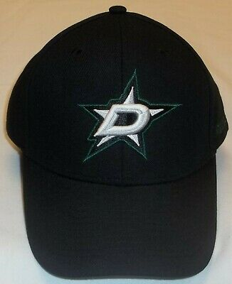 Dallas Stars Adjustable Strap Hat By Reebok - OSFA - New Dallas Stars Hat