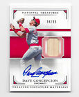 National Treasures Sports Trading Cards