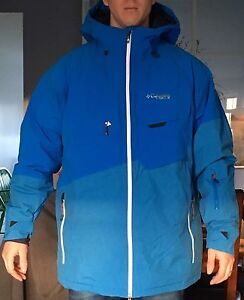 New -Men's XL Columbia turbo down jacket