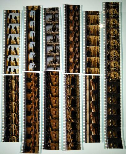 Star Wars Ep 1 60 x 35mm Genuine Film Cell Cells 12 Strips Movie Cine Frames (C)
