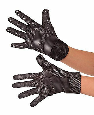 Captain America Civil War - Black Panther Gloves (Adult and Child) ()