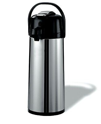 Members Mark Stainless Steel 2.2 L Airpot W Lever 778716