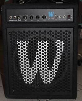 Warrick bass guitar amp Yangebup Cockburn Area Preview