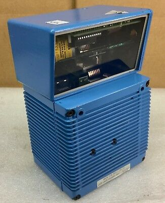 Sick Clv260a1010 24vdc Laser Scanner 7024092 Used Condition