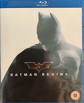 Batman Begins (Blu-ray + DVD New & Sealed
