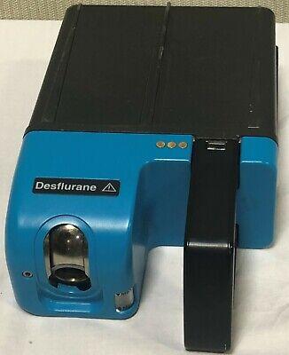 Datex Ohmeda Aladin Desflurane Anesthesia Vaporizer Cassette