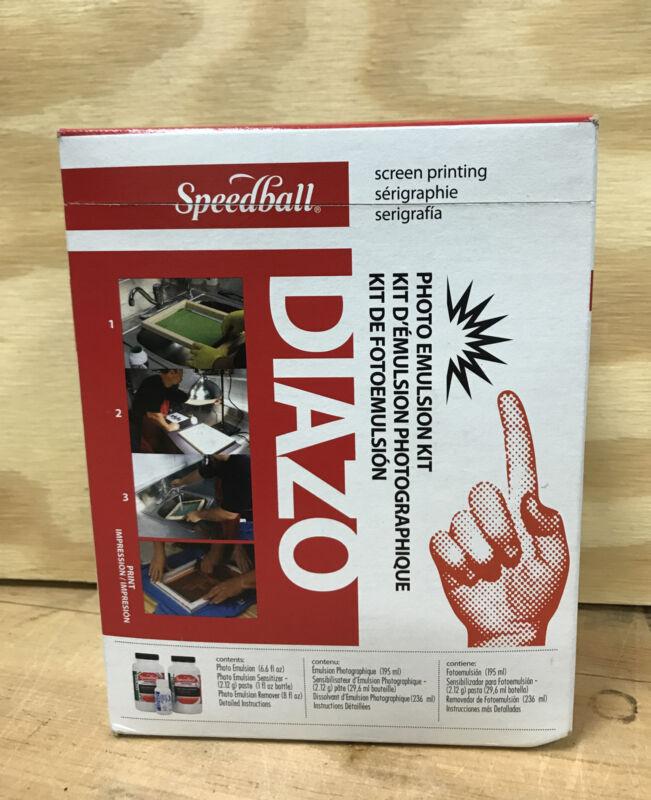 Speedball Diazo Photo Emulsion Kit (Upc5592)