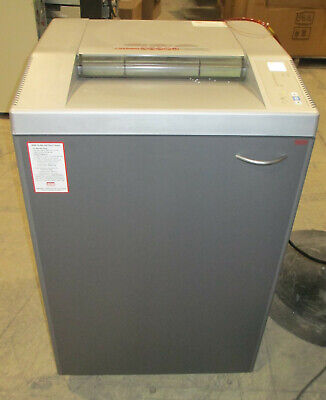 Sem 5140 C4 High Security Paper Shredder Automatic Oiler Level P-7