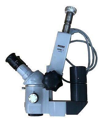 Carl Zeiss Opmi 1 Surgical Microscope Head Only