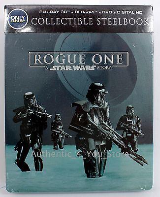 Rogue One: A Star Wars Story (Blu-ray/DVD, Digital Copy, 3D) Best Buy