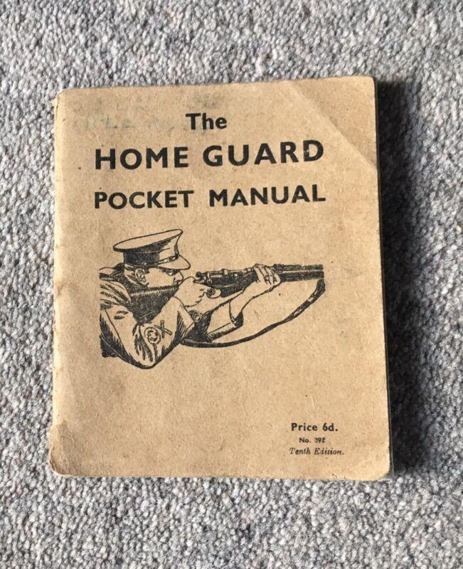 Original Home Guard Pocket Manual (1944)