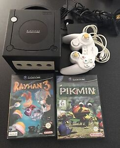 Nintendo GameCube Console  + 3 Games + Controller Salisbury Downs Salisbury Area Preview
