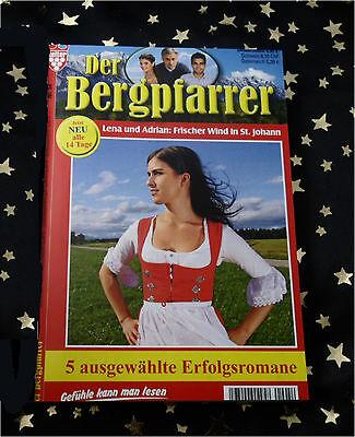 5 HEIMATROMANE * Neu * DER BERGPFARRER von Toni Waidacher Nr.134 bis 138
