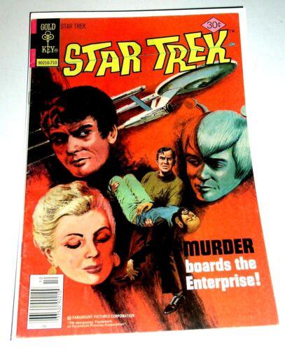 STAR TREK #48 GOLD KEY  1977 FN/VF