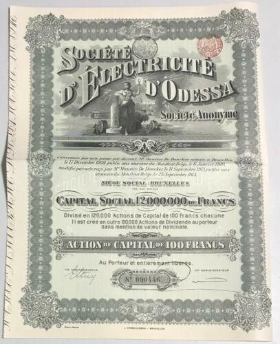 1913 Societe D