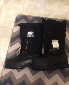 Mens Sorel Winter Boots Size 8 -100 rating brand new with tags
