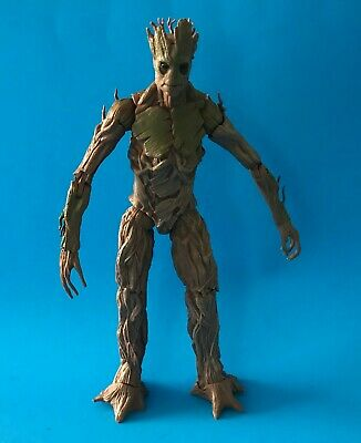 MARVEL LEGENDS GUARDIANS OF THE GALAXY BAF GROOT COMPLETE