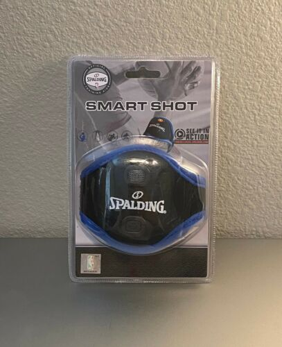 Official Spalding Smart Shot Basketball Training Aid Electronic NEW Free S&H