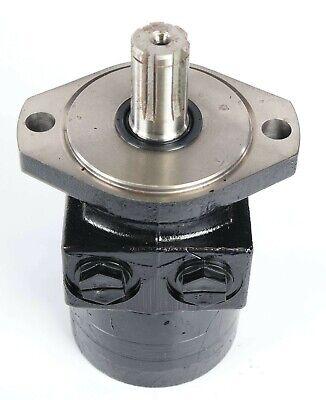 New Te0080as010aaaa Parker Swing Drive Hydraulic Motor