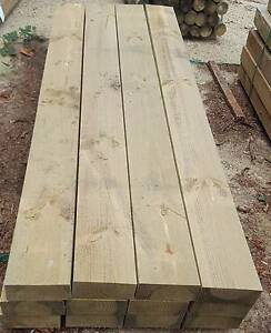 TREATED PINE SLEEPERS CHEAP*** 200X75 2.4M Penrose Bowral Area Preview