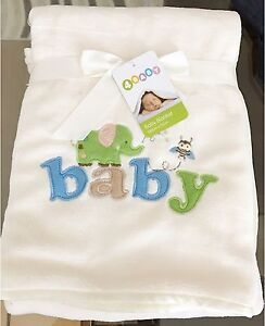 4Baby Blanket From Baby Bunting - Brand New - $25 Negotiable Eastwood Ryde Area Preview