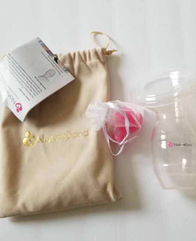 NatureBond Silicone Breast Pump Like Haakaa With Stopper And Dust Cover
