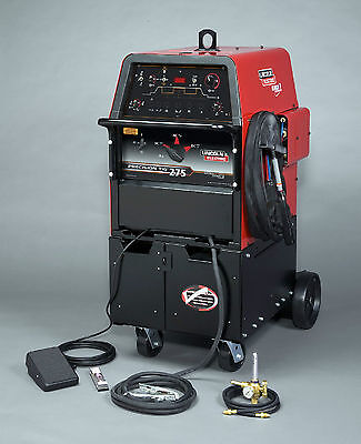 Lincoln Precision Tig 275 Tig Welder K2618-1