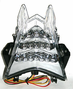 feu arri re led clignotant int gr tail light bmw s1000rr s1000 rr 2010 2014 ebay. Black Bedroom Furniture Sets. Home Design Ideas