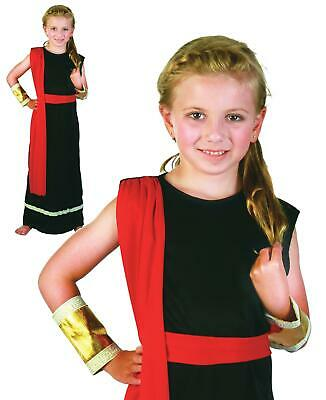 Roman Girl Costume Greek Goddess Toga Fancy Dress Book Week](Roman Girl Dress)