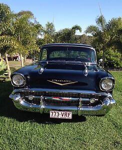 1957 Chevrolet Bel Air Ninderry Maroochydore Area Preview