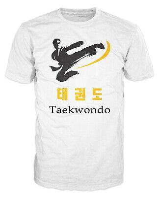 Taekwondo Club (Taekwondo Martial Arts Club Dojo Gift Present T-shirt)