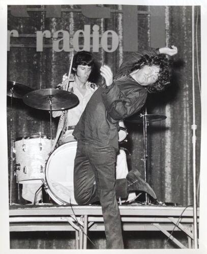 Jim Morrison Original Ltd. Series Photo by George Shuba - 1968 Cleveland