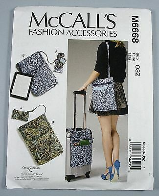 Simplicity Pattern 1339 Covers for Tablet E-Reader and Phone tech gear sleeves