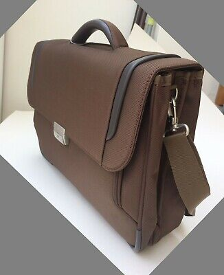 Samsonite X Blade Business briefcase sturdy padded laptop bag