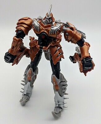 Transformers Age of Extinction Dinobot Grimlock Voyager Class FIGURE ONLY Hasbro