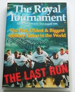 1999 THE ROYAL TOURNAMENT LIVE - DVD THE LAST RUN