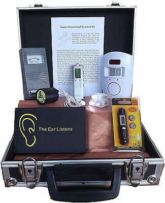 Starter Ghost Hunting Kit - The Most Popular and Best Starter Kit Now Upgraded